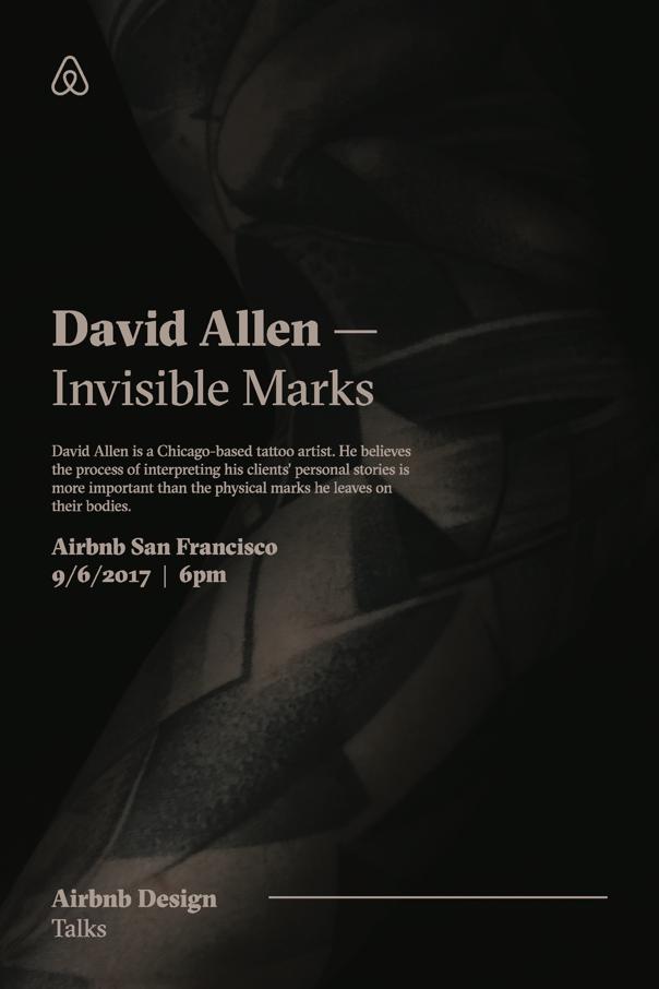 David Allen Poster