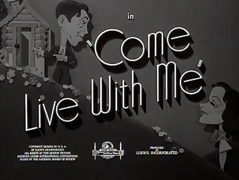 Come With Me (1941)