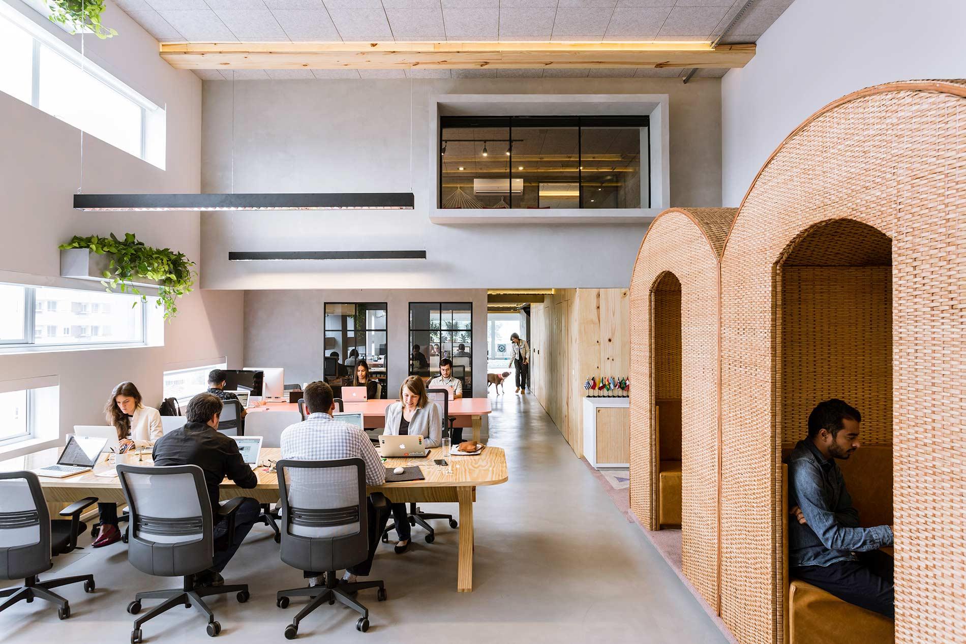 sao 5 airbnb london office design